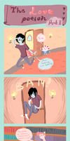 The Love Potion. Part II by 000sandwich000