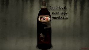 Wrath: Don't Bottle It. by accidentallyc