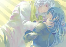 Clear_and_AOBA by sleeping-pig