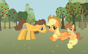 CaraJack Family by 3D4D