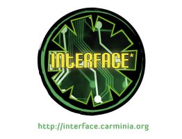 Interface logo v2 white by Meow-chi