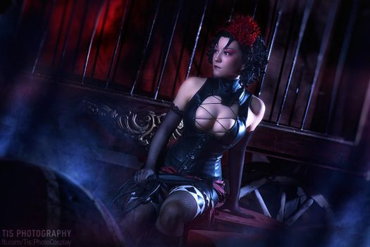 Black Butler - Behind the Stage by ZoeVolf
