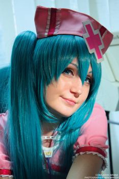 Hatsune Miku - Love Ward by The-Kirana