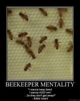 Beekeeper Mentality by Balmung6