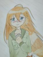 Crying... ZOOMED by ToraNoKage13
