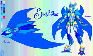 Swiftshot Profile by SniperGirl0907