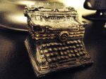 Type Writer by xmansonettex