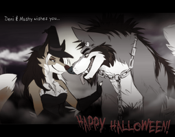 Happy Halloween by SilverDeni