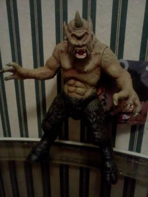 Larger Ray Harryhausen Cyclops figure