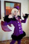 Alois Trancy: Eradicate Them by ValdaValsha