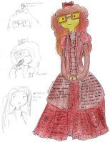 AT OC: Lexicon Princess by hewhowalksdeath