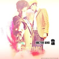 matt smith as the doctor by HappinessIsMusic