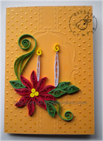 Quilling - card 107 by Eti-chan