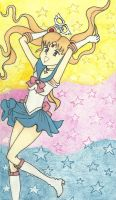 She is the one name Sailor Moon! by Animatelle