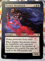 Malakir Bloodwitch - Alter art by TomGreystone