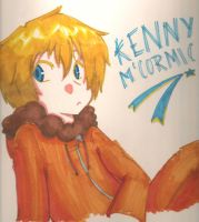 SP: Kenny by ocean0413