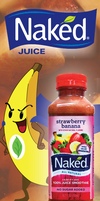 Naked Juice Banner 001 by IamSare