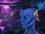 James Cameron's Avatar: Na'vi OC- Ayutax by TheMangaPost