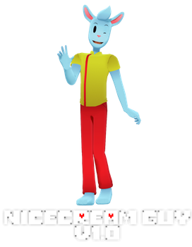 MMD Undertale - Nicecream guy v1.0 by MagicalPouchOfMagic