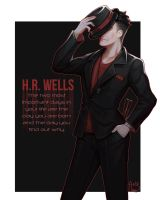 Harrison Wells by AceWest