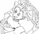 Amy KO'D (scrapped panel) by doodlecookiethief