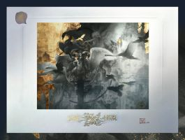 The Fall - Fine Art Prints limited to 100 by Yoann-Lossel