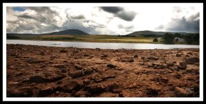 River runs dry by SnapperRod