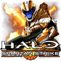 Halo Spartan Strike by POOTERMAN