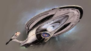 Enterprise Series - NCC-1701-F by thomasthecat