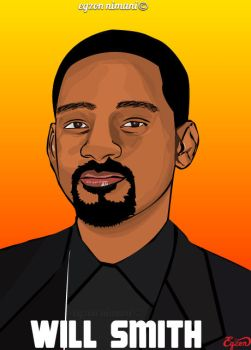 Will Smith by EgzonNimani