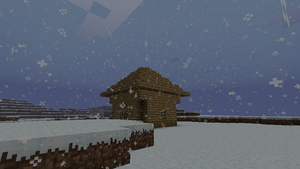 Minecraft - Snow by Ludolik