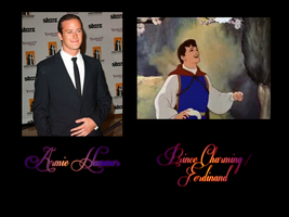 Prince Charming (Ferdinand) - Armie Hammer by FalseDisposition