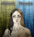 Grimaud and Maronna Face Parallel by SympatichnaCzarina