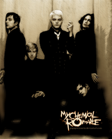 Pro Rev: My Chemical Romance by popupwixxerin