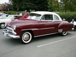 1951 Chevrolet DeLuxe coupe by RoadTripDog