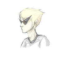 Dirk Strider by anxiousArtist