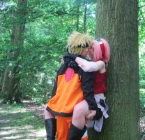 NaruSaku: pure love by AkuroBaisotei