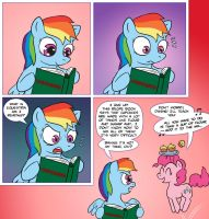 MLP FiM - The Cupcakes Book by Fadri