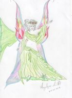 fairy of earth and winter 2 by Angels-Pixie-D