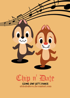 Chip n' Dale by Tamabit