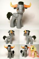 Tavros Nitram, Custom G4 Pony by Oak23