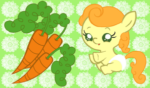 Baby Carrot Top by Acuario1602