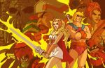 Masters of the Universe: Sibling Edition by grantgoboom