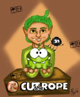 Cut the rope by ProKotikov