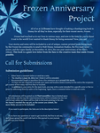 Frozen Anniversary Project Poster: Submissions by DeathNyan