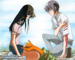 Fruits Basket Finale by ElvesAteMyRamen
