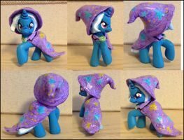 MLPFIM Blind Bag Great + Powerful Trixie Custom by omgwtflols