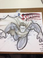 NYCC2014 superman commission by BrianVander