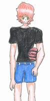 Scotty :male body practice: by AmazingGlideh