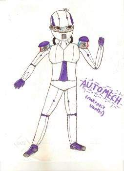 AUTOMECH by WolfieSaurus